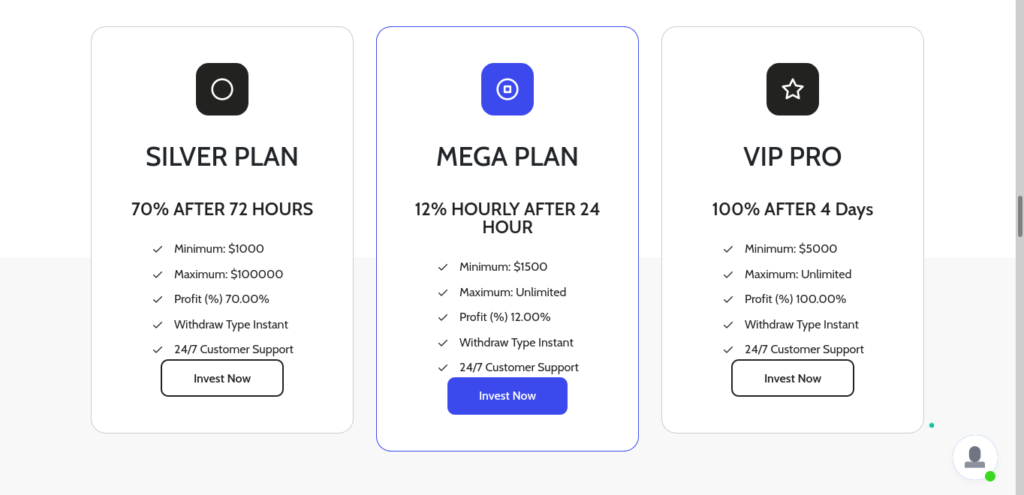 Wealth Invest Coin Review